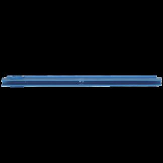 Сменная кассета, гигиеничная, 400 мм, синий цвет