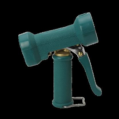 Пистолет для подачи воды, повышенной эксплуатационной надежности, зеленый цвет