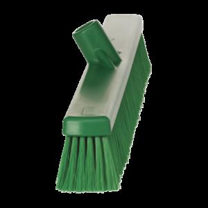 Щетка для подметания пола мягкая, 610 мм, Мягкий, зеленый цвет