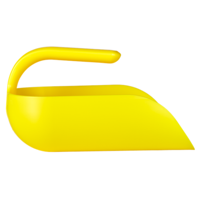 Эргономичный ковш, 2 л, желтый цвет