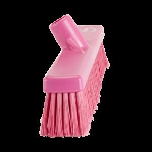 Щетка для подметания пола мягкая, 410 мм, Мягкий, Розовый