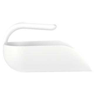 Эргономичный ковш, 2 л, белый цвет