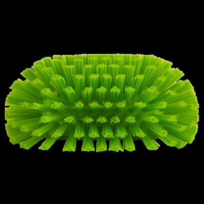 Щетка для очистки емкостей, 205 мм, Жесткий, Лаймовый