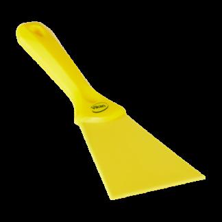 Нейлоновый ручной скребок, 100 мм, желтый цвет