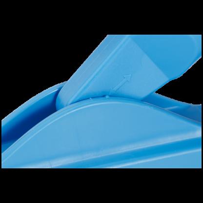 Crevice Scrub, 225 мм, Очень жесткий, синий цвет