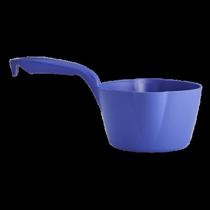 Круглый ковш, 1 л, фиолетовый цвет