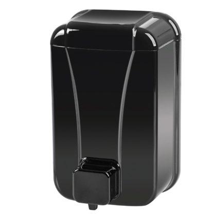 Диспенсер Palex для мыла черный 500 мл. 3420-S