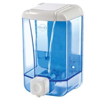 Диспенсер Palex для мыла прозрачный 500 мл. 3420-1