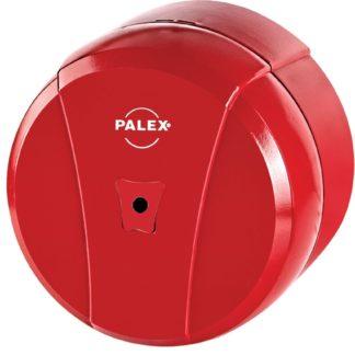Диспенсер Palex для бумажных полотенец с центральной вытяжкой красный 3440-B