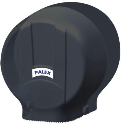 Диспенсер Palex для туалетной бумаги JUMBO-STANDART черный 3448-S