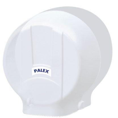 Диспенсер Palex для туалетной бумаги JUMBO-STANDART белый 3448-0