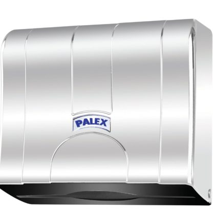 Диспенсер для бумажных полотенец хром Palex Z-сложения, 3570-К