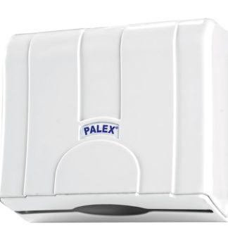 Диспенсер для бумажных полотенец Palex Z-сложения, белый 3570-0