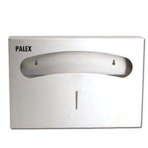 Диспенсер Palex для бумажных покрытий на унитаз , нержавеющая сталь 3802-2