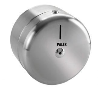 Диспенсер Palex для бумажных полотенец с центральной вытяжкой, нержавеющая сталь 3802-9