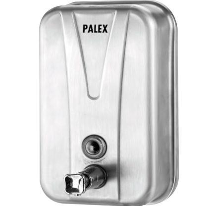 Диспенсер Palex для жидкого мыла, нержавеющая сталь 500 мл. 3804-0