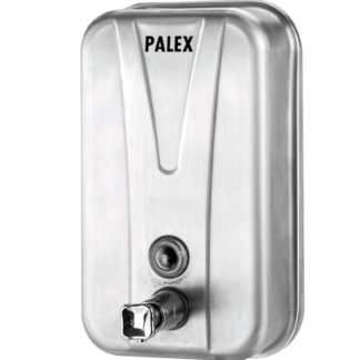 Диспенсер Palex для жидкого мыла , нержавеющая сталь 1000 мл. 3804-1