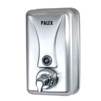 Диспенсер Palex для пены 1000 мл  нержавеющая сталь 3806-1