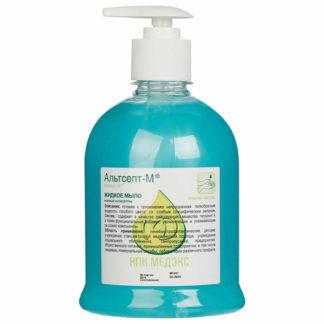 Дезинфицирующее мыло