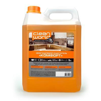 Универсальное чистящее средство Чисто Комфорт гель 5 л