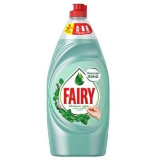 Средство для мытья посуды Fairy Нежные руки 900 мл (отдушки в ассортименте)