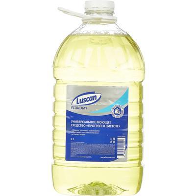 Универсальное чистящее средство Luscan Economy Прогресс в чистоте жидкость 5 л