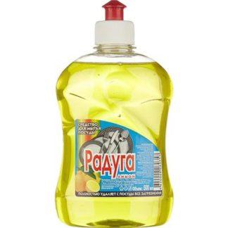 Средство для мытья посуды Радуга Лимон 500 мл