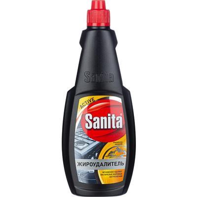 Средство для чистки плит Sanita Express Жироудалитель 500 г
