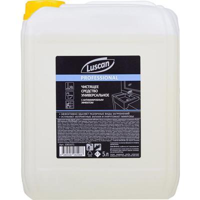 Универсальное чистящее средство Luscan Professional антимикробное жидкость 5 л