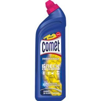 Универсальное чистящее средство с дезинфицирующим эффектом Comet гель 850 мл (отдушки в ассортименте)