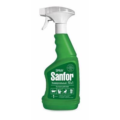 Средство для сантехники Санфор универсальный 750 мл