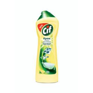 Универсальное чистящее средство Cif Актив крем 250 мл (отдушки в ассортименте)