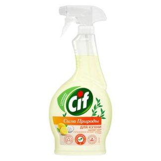 Чистящее средство для кухни Cif Сила природы 500 мл