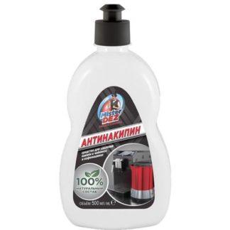 Средство для удаления накипи MisterDez Professional Антинакипин жидкость 500 мл (для чайников и кофемашин)