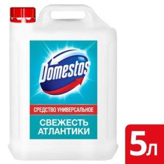Средство для сантехники Domestos Свежесть Атлантики 5 л