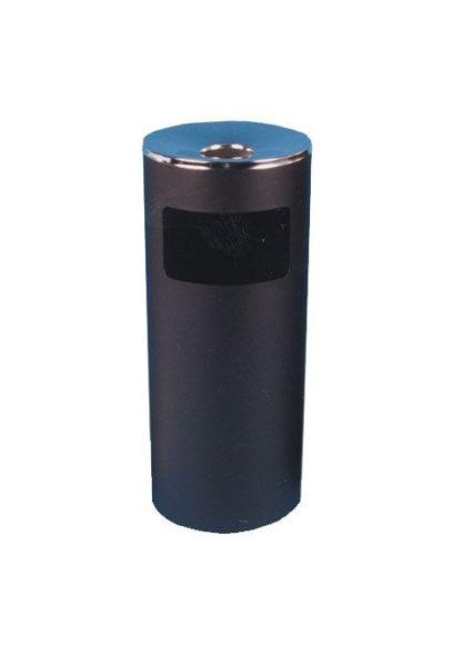 Урна черная для мусора К300Н