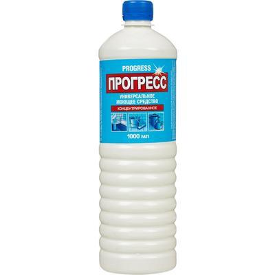 Универсальное чистящее средство Прогресс жидкость 1 л