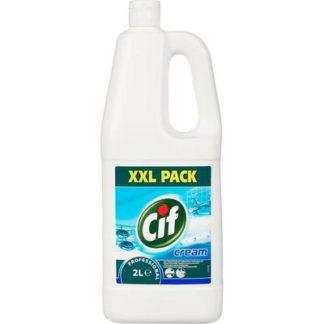 Универсальное чистящее средство Cif Профессионал крем 2 л