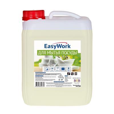 Средство для мытья посуды EasyWork Цитрус 5 л