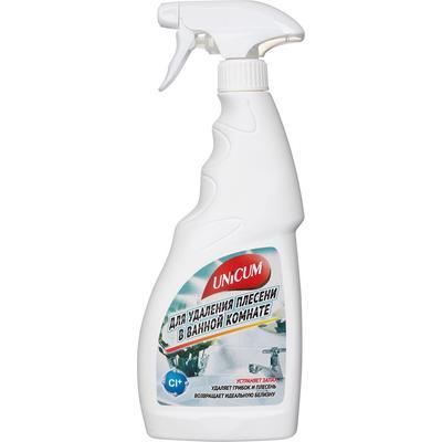Средство для сантехники Unicum от плесени в ванной комнате 500 мл