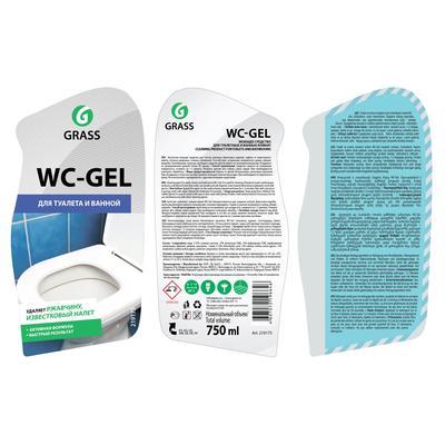 Средство для сантехники Grass WC-Gel 750 мл