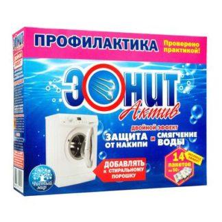 Средство для удаления накипи Эонит Актив двойной эффект для стиральных машин порошок 700 г