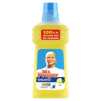 Универсальное чистящее средство Mr. Proper жидкость 500 мл (отдушки в ассортименте)