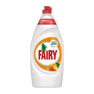 Средство для мытья посуды Fairy 900 мл (отдушки в ассортименте)