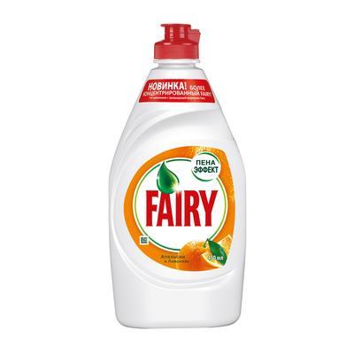 Средство для мытья посуды Fairy 450 мл (отдушки в ассортименте)