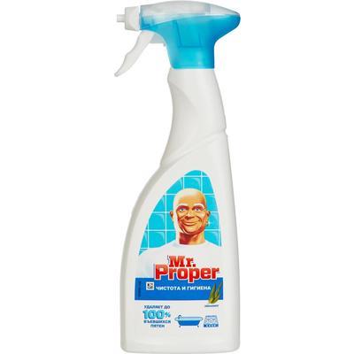 Универсальное чистящее средство Mr. Proper Чистота и гигиена Эвкалипт жидкость 500 мл