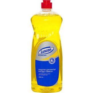 Средство для мытья посуды Luscan Economy Лимон 1 л
