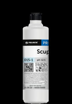 Scupper усиленный гель для прочистки труб 1л