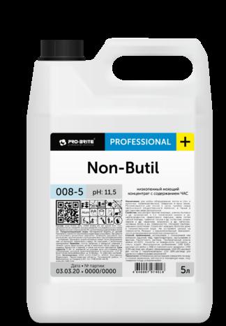 Non-Butil низкопенный моющий концентрат с содержанием ЧАС 5л