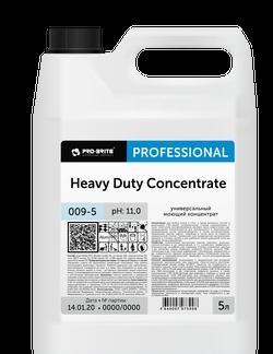 Heavy Duty Concentrate универсальный моющий концентрат 5л